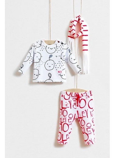 By Leyal For Kids Set Beyaz